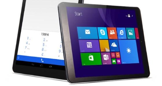 Cube i6 Air – планшет с Windows и Android