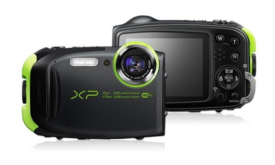 FujiFilm FinePix XP80 – фотоаппарат с надежной защитой