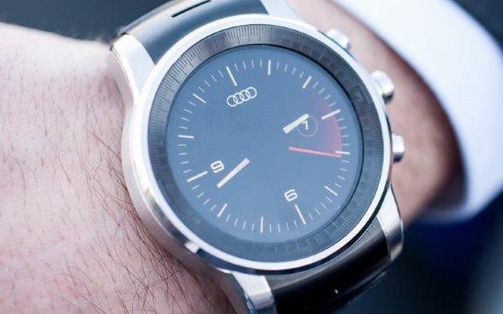 LG продемонстрировала часы на webOS