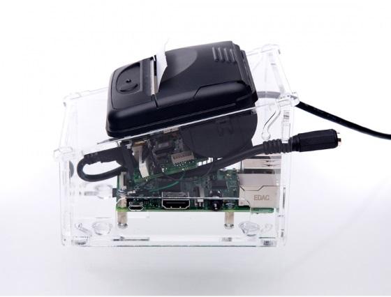 Pipsta – умный принтер на основе Raspberry Pi