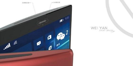 Wei Yan Sofia – смартфон на Android 5.0 и Windows 10