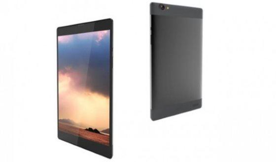 ZTE представила планшет в металлическом корпусе