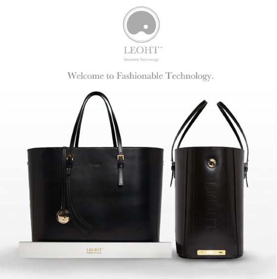 Женская смарт-сумка Leoht Tote