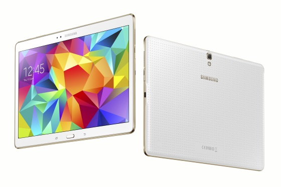 BlackBerry, Samsung и IBM представили совместный планшет