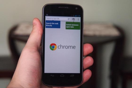 Chrome не будет больше обновляться на Android 4.0