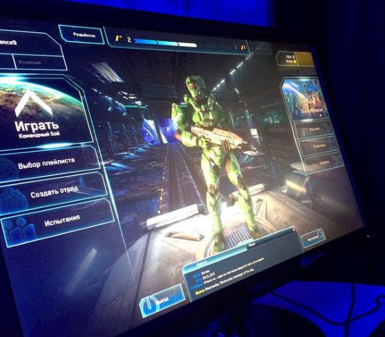 Halo: Online должен стать эксклюзивом для России