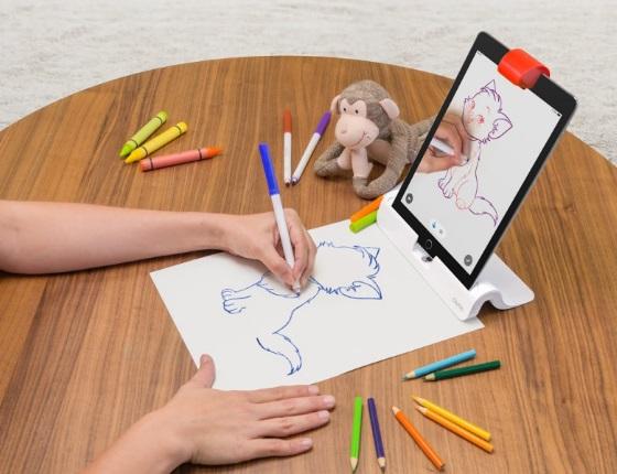 Приложение Masterpiece for Osmo меняет представление о рисовании на планшете