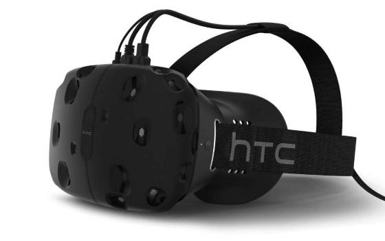 Valve и HTC продемонстрировали шлем виртуальной реальности