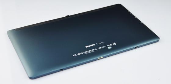 Cube i7-CM – планшет на Ubuntu