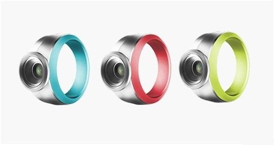 Baidu DuRing – кольцо с проектором