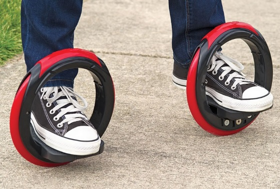 Скейтборд без доски возможен