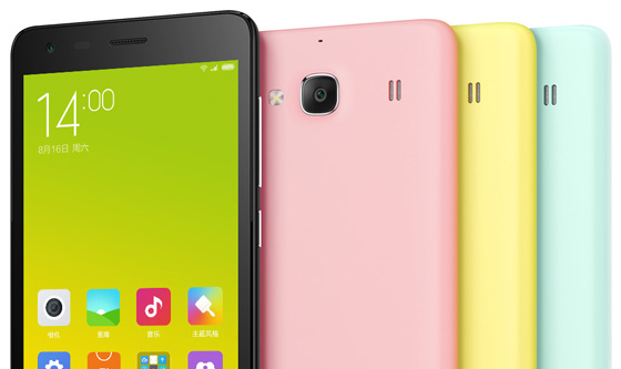 Xiaomi Redmi 2A – MIUI за 95 долларов