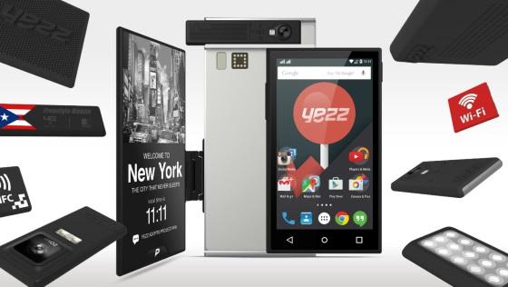 Компания YEZZ разработала 28 модулей для смартфона Project Ara