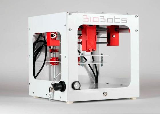 BioBots – 3D принтер способный печатать живыми клетками