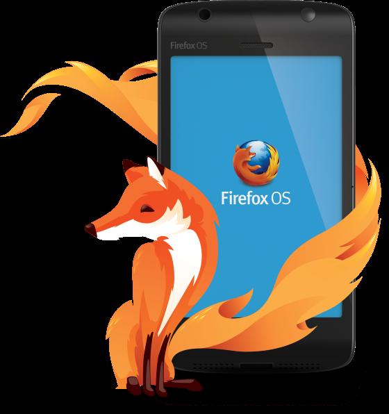 Mozilla меняет стратегию развития операционной системы Firefox OS