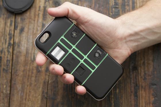 Nexpaq – модульный чехол для вашего смартфона