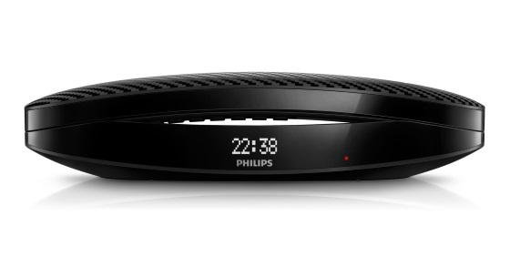 Philips Luceo M6601BB – стильный домашний телефон