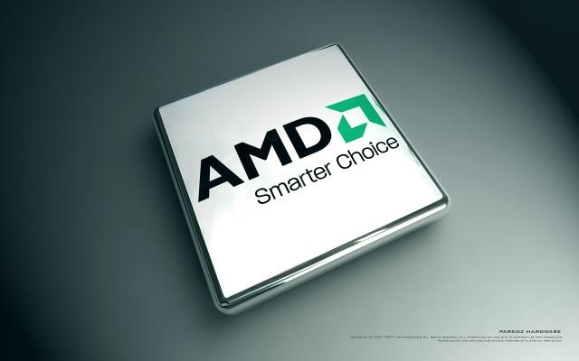 AMD выпустит свой мобильный процессор