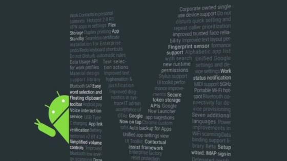 В Android M появится темная тема