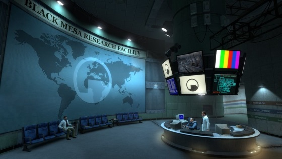 Black Mesa теперь доступна в Steam