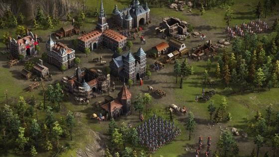 GSC Game World анонсировала «Казаки 3»