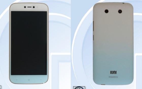 IUNI U1 – первый смартфон с четырьмя камерами