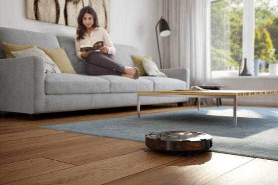 Philips анонсировала новое поколение роботов-пылесосов SmartPro