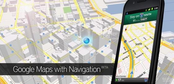 Google Карты научились оповещать об опозданиях