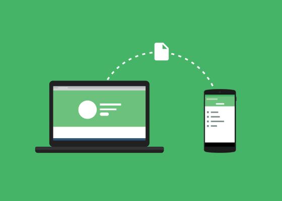 Pushbullet представил приложение для передачи файлов между смартфоном и компьютером