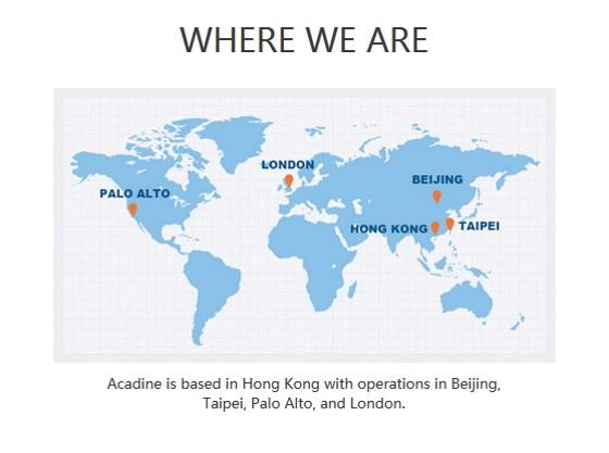 Acadine Technologies анонсировали новую мобильную операционную систему H5OS