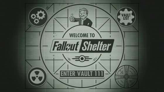 Fallout Shelter появится в августе для Android
