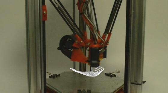 3D принтеры теперь печатают светом