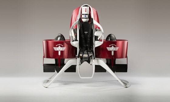 Реактивный ранец Martin Jetpack поступит в розничную продажу