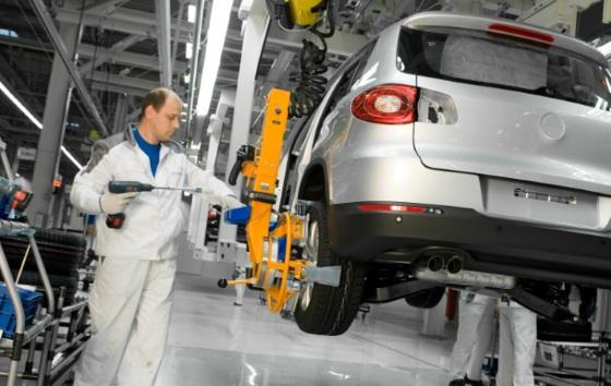 На заводе Volkswagen робот убил рабочего