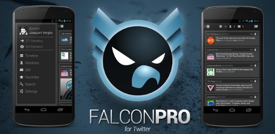Создатель Falcon Pro теперь работает в Twitter