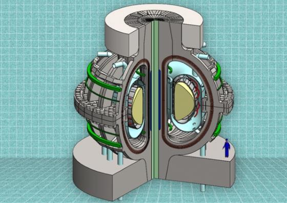 MIT начала разработку портативного термоядерного реактора