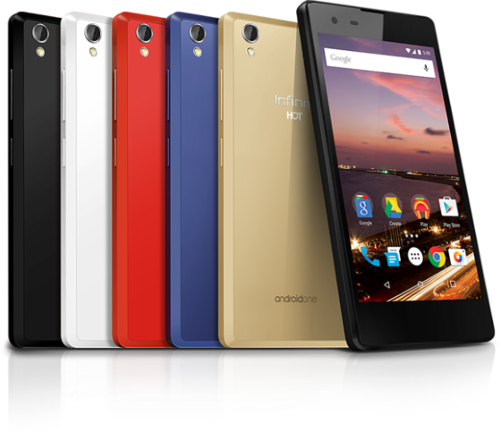 Android One запускают в Африке