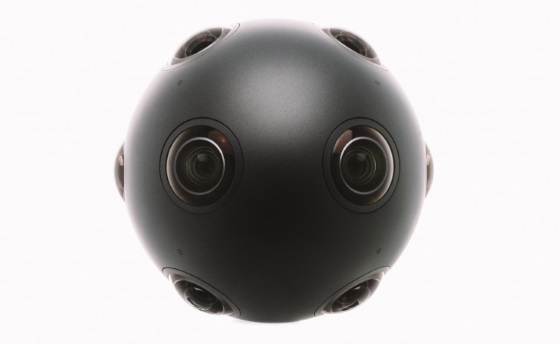 Nokia анонсировала камеру виртуальной реальности