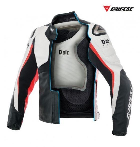 Misano 1000 — куртка со встроенной подушкой безопасностью