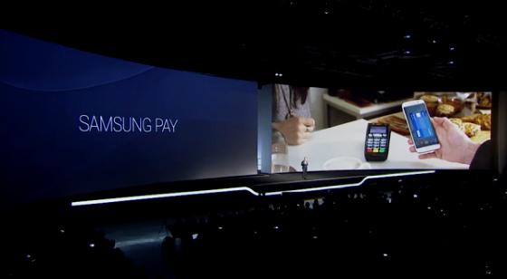 За первый месяц работы Samsung Pay было совершено транзакций на 30 миллионов долларов