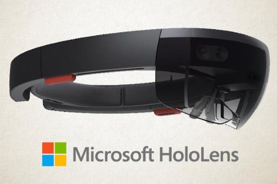 Microsoft HoloLens появятся в 2016-м году