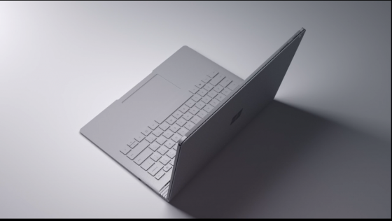 Microsoft Surface Book — эталонное устройство на Windows