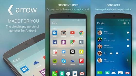 Microsoft выпускает свой лаунчер для Android
