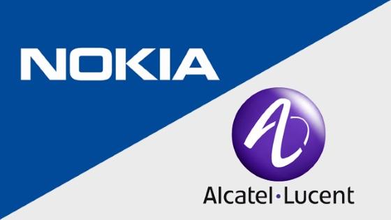 Nokia приобретает Alcatel