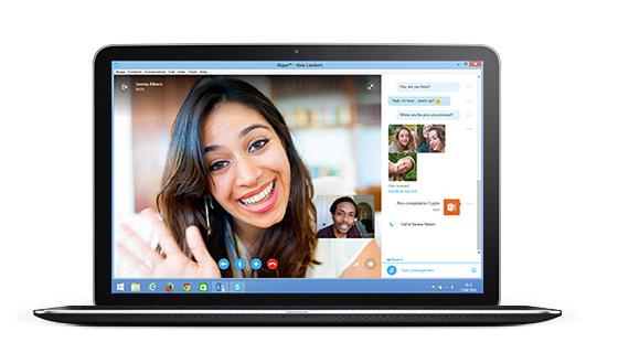 Skype для Windows получил встроенный переводчик