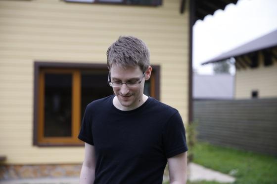 Эдвард Сноуден и Twitter