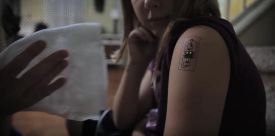 Tech Tat – татуировка нового поколения