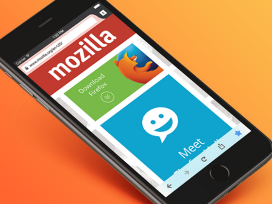 Финальная версия Firefox доступна для iOS