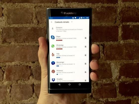 Skype, WhatsApp и Yelp чрезмерно часто запрашивают список контактов