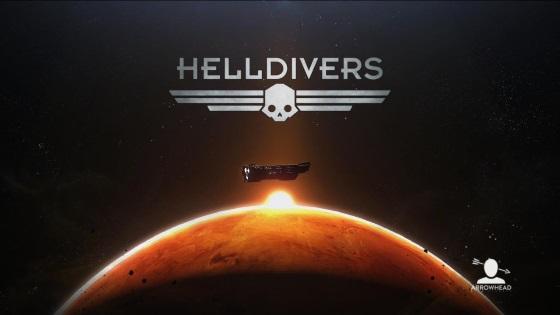 Шутер HELLDIVERS появится в Steam в декабре